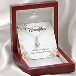 I Have You In My Heart Forever Gift For Daughter Alluring Beauty Necklace