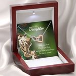 I Loved You First To You Daughter Mahogany Style Gift Box
