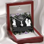 Gitf For Wife I Would Use My Last Breath Alluring Beauty Necklace