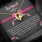 Happy Mother's Day Believe In Myself Forever Love Necklace