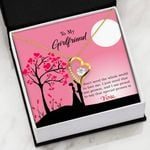 Girlfriend Birthday Gift Idea Special Person18k Gold   Forever Love Necklace