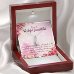 Gift For Grandmother Only People In The World Alluring Beauty Necklace