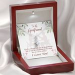 Alluring Beauty Necklace Gift For Darling One In Million