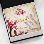 You Are My Best Friend Gift For Wife Scripted Love Necklace