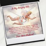 Madly In Love With You Gift For Wife Forever Love Necklace