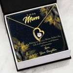 Wishing You Once In A Lifetime Forever Love Necklace Gift For Mom