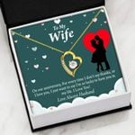Love Always Gift For Wife   Forever Love Necklace