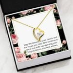 The Dreams In Your Hearts Forever Love Necklace Gift For Wife Forever Love Necklace Forever Love Necklace