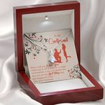 When I Tell I Love You Alluring Beauty Necklace Gift For Lovers