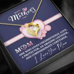 Mother's Day Gift Gives Uncontional Love Forever Love Necklace