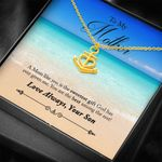 You Is The Sweetest Gift Gift For Mother Anchor Necklace