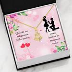 Juntos lo Tenemos Todo Anchor Necklace Gift For Lover