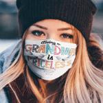 Mask for beloved Grandma !
