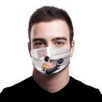 motivational funny mask
