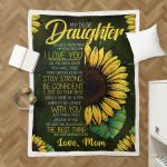 Sherpa Blanket for beloved daughters