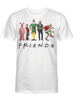 FRIENDS X  GRINCH