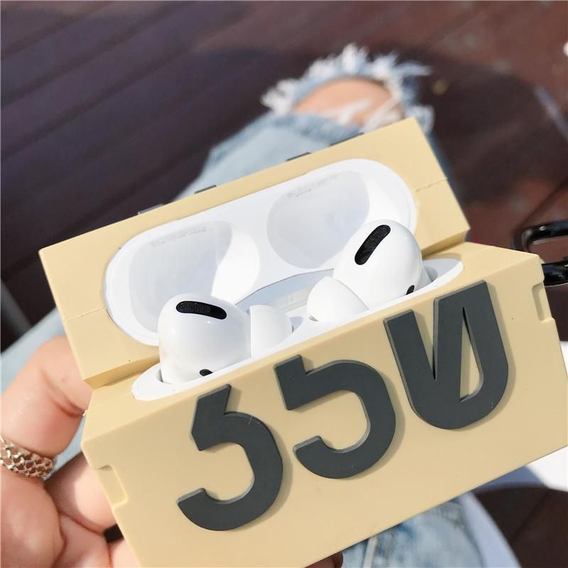 Yeezy 350 Shoes Box Shaped Airpods Pro Case Tomorrowsummer