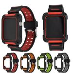 4 Colors Sports Protection Strap For Apple Watch Series 4
