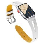 5 Colors Hollow Leather Strap For Apple Watch Series 1,2,3,4