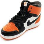 "Air Jordan 1 ""Shattered Backboard"" Mini Sneaker(Tiny Sneaker) Keychain"