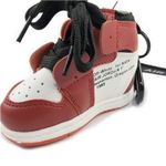 Air Jordan 1 Chicago x Offwhite Mini Plus Sneaker(Tiny Sneaker) Keychain