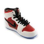 "Air Jordan 1 Retro ""Carmine"" Mini Sneaker(Tiny Sneaker) Keychain"