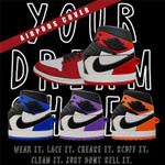 AJ Sneaker Airpods Pro Case