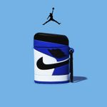 AJ1 'Game Royal' Shaped Airpods Case