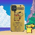 Cartoon Pokemon iPhone Case