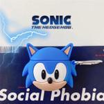 Cartoon Sonic The Hedgehog Airpods Pro Case