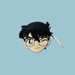 Case Closed Detective Conan Airpods Case