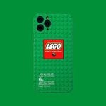 Colorful LEGO iPhone Case