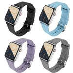 Colorful Outdoor Nylon Strap For Apple Watch Series 1,2,3,4