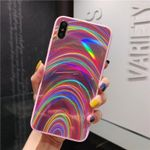 Colorful Rainbow Jelly iPhone Case