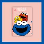 Cookie Monster iPad Case