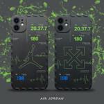 Cool Black AJ iPhone Case