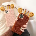 Cute Giraffe Plush iPhone Case