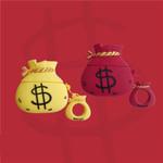 Cute Money Bag Airpods Case