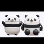 Cute Panda Airpods Case