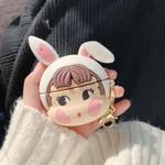 Cute Rabbit Girl Airpods Pro Case