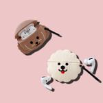 Cute Teddy Airpods Pro Case