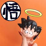 Dragon Ball Cute Son Goku Airpods Case