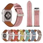Fashion 6 Jelly Colors Strap For Apple Watch Series 1,2,3,4