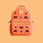 Fashion Backpack Shaped Airpods Case
