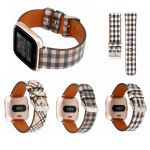 Fashion Classic Plaid Strap For Apple Watch Series 1,2,3,4