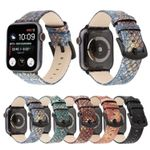 Fashion Glitter Snake Scales Strap For Apple Watch Series 1,2,3,4