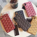 Fashion Goyard iPhone Case