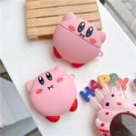 Fat Kirby Airpods Case