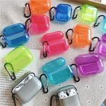 Fluorescent Colorful Airpods Case