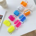 Fluorescent Colorful Chain Airpods Case